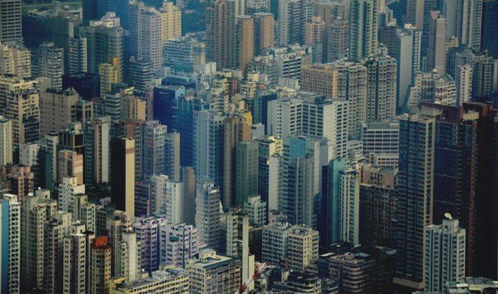 hong kong city image