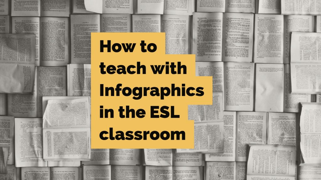 How to teach with Infographics in the ESL classroom