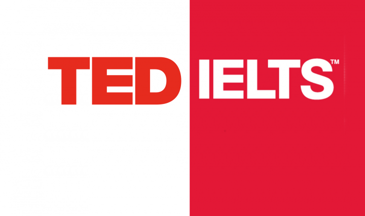 ted and IELTS
