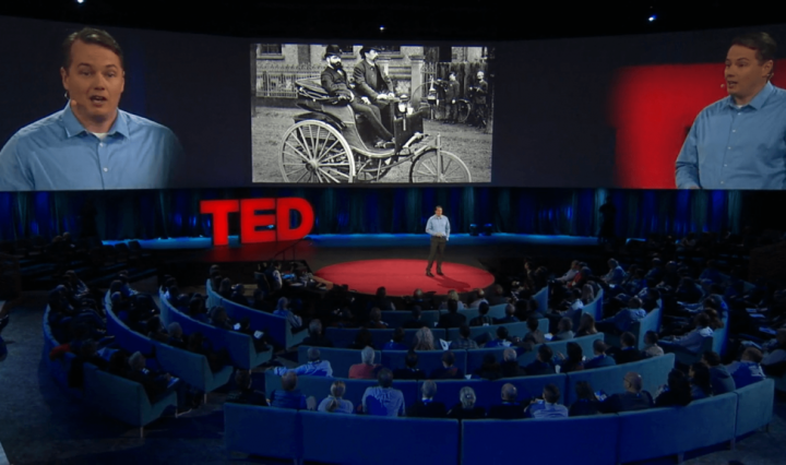 Chris Urmson at TED2015 How a driverless car sees the road