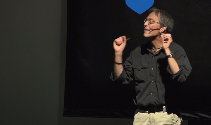 Sam Richards at TEDxPSU A radical experiment in empathy